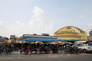 Living in Phnom Penh